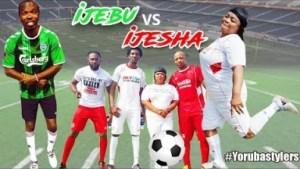 Video: Ijebu vs Ijesha - Latest Yoruba Movie 2018 Drama Starring: Femi Adebayo | Iyabo Ojo